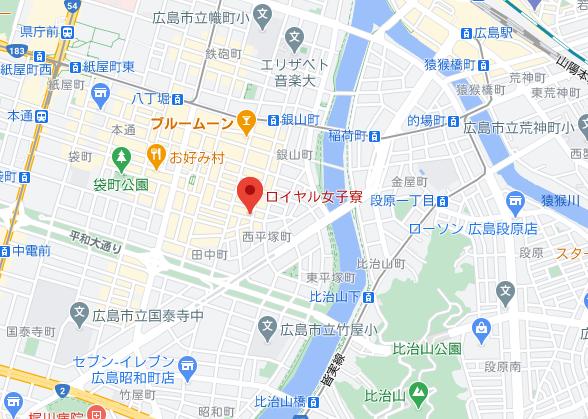 ロイヤル女子寮 広島